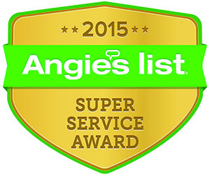 Angies Customer Service Award 2015